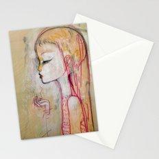Tornado Lady Stationery Cards
