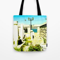 A very sacred place. Tote Bag