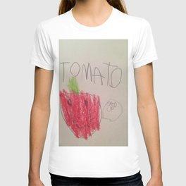 Tomato Speaks T-shirt
