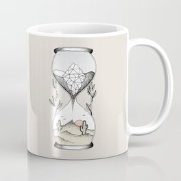 Time Is Running Out Coffee Mug
