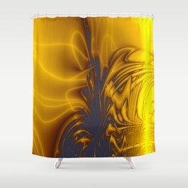 Fractal Portal Shower Curtain