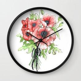 Consolation Wall Clock