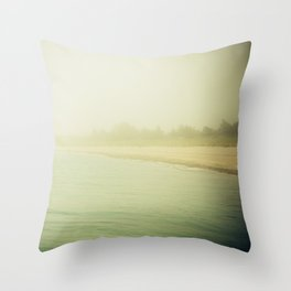 Dreams of Distant Lands Throw Pillow
