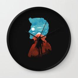 Nathan Drake Wall Clock
