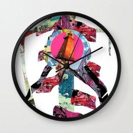 CutOuts - 3 Wall Clock