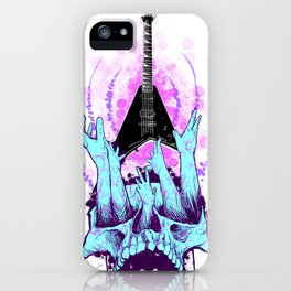 Blessed be the Rhoads by Fred Gonzalez iPhone Case