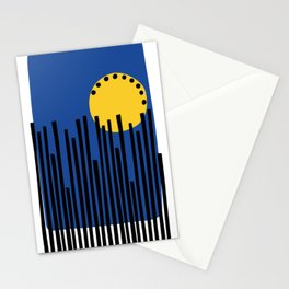A Little Night Music Stationery Cards