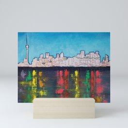 The 6ix Mini Art Print