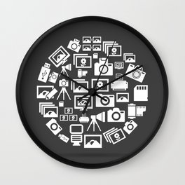 Photo circle Wall Clock