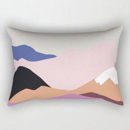 Landscape Two Rectangular Pillow
