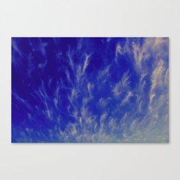 sky pattern Canvas Print