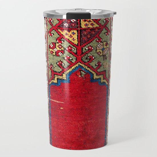 Mujur Central Anatolian Niche Rug Print by vickybragomitchell