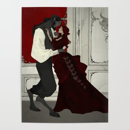 Dancing Lessons Poster