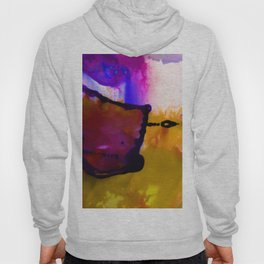 Abstract Bliss 4C by Kathy Morton Stanion Hoody