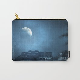 Half Moon Over Saxony Village Home Carry-All Pouch