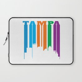 Tampa in Silhouette Laptop Sleeve