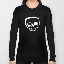 Mid-Mod Skull Long Sleeve T-shirt