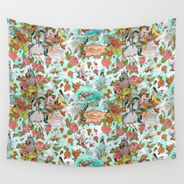 Fairy Tale Tapestry Wall Tapestry