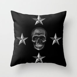 Skull Collection Throw Pillow