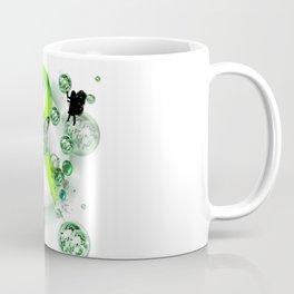 Green Ribbon - Mental Illness Awareness Coffee Mug