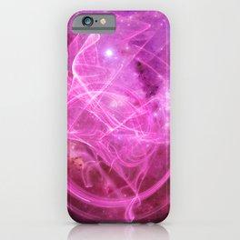 Essence Pink iPhone Case