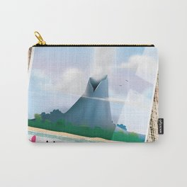 I love Montserrat Carry-All Pouch