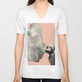 Exhalation Unisex V-Neck