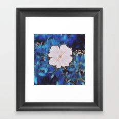 Hope Blooms Framed Art Print