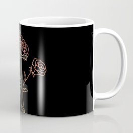 The Sword Of Roses Coffee Mug