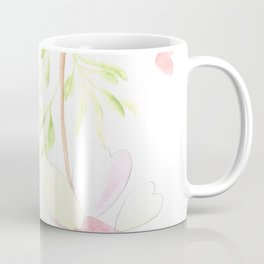 170404 Steady Pacing 14 |Modern Watercolor Art | Abstract Watercolors Coffee Mug