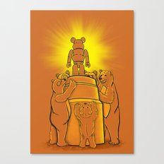 Lord of the Bears Canvas Print