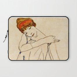 Egon Schiele - Dancer Laptop Sleeve