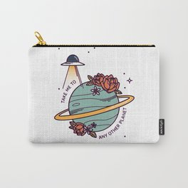 Any Other Planet Carry-All Pouch