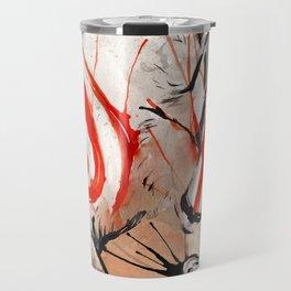 Okami Amaterasu Ink Travel Mug