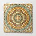 Hippie Mandala 10 by mantramandala