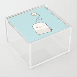 Tea time Acrylic Box