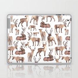 Christmas Reindeer.  Laptop & iPad Skin