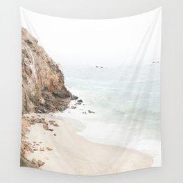 Malibu California Beach Wall Tapestry
