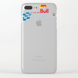 Formula One Clear iPhone Case