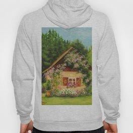 Tiny Cottage House Hoody