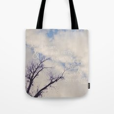 Aim at Heaven Tote Bag