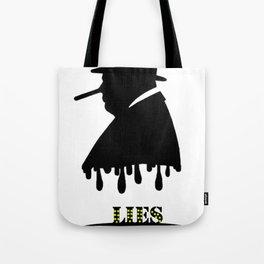 Lies Tote Bag