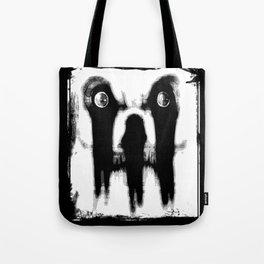 Sir Blackheart Tote Bag