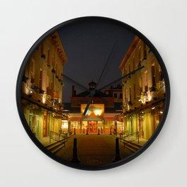 Midnight Secrets Wall Clock