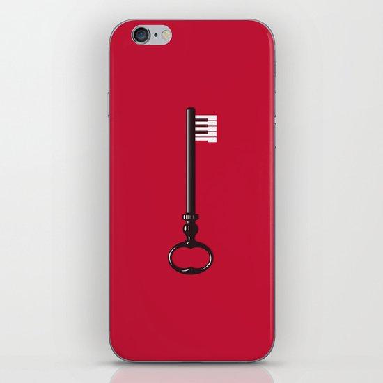 Key(r). iPhone & iPod Skin