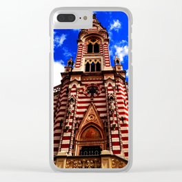 Church Bogota Colombia Clear iPhone Case