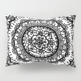 Lacey Mandala Pillow Sham