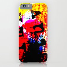 abstract 4 iPhone 6 Slim Case
