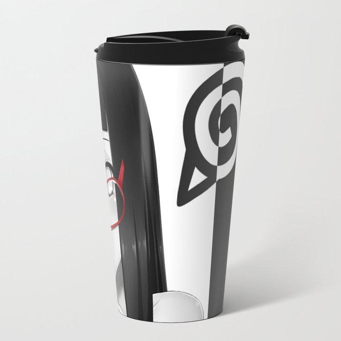 Naruto Hinata - Hyuga Uzumaki Travel Mug