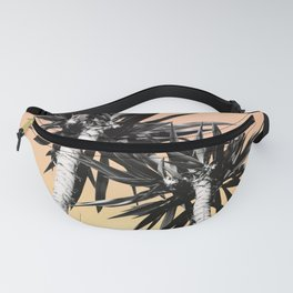 Cali Summer Vibes Palm Trees #2 #tropical #decor #art #society6 Fanny Pack